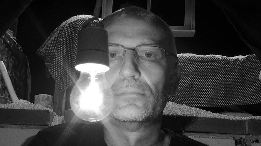 """Александр Гордон о премьере спектакля """"Снег"""", 2012 г."""