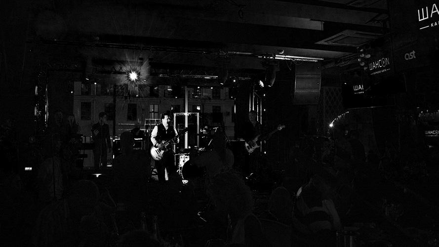 2017 г. Открытие караоке-клуба Шансон концерт Игоря Саруханова. Фото - Светлана Мурси-Гудёж.