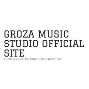 Англоязычный сайт студии Гроза Мьюзик