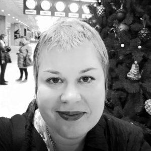 Светлана Мурси-Гудеж в Останкино, 2018
