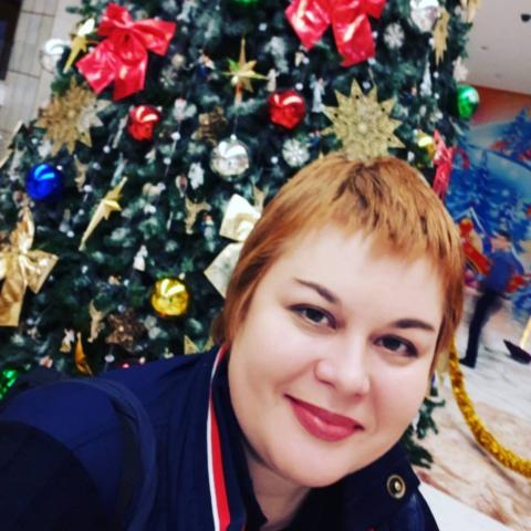 Светлана Мурси-Гудеж, на съемке в Государственном Кремлевском дворце, январь 2018