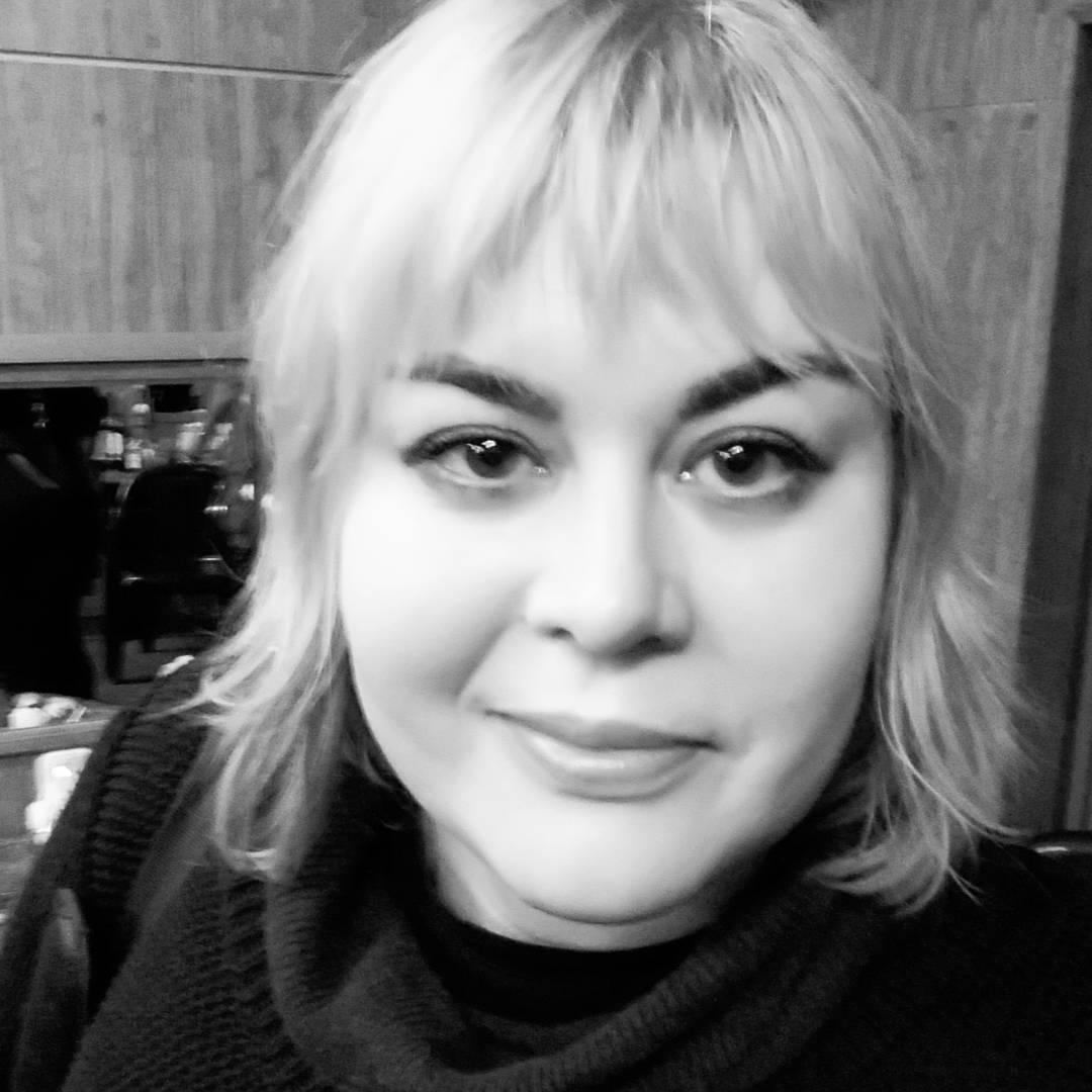 Светлана Мурси-Гудеж на съемке Уральских пельменей, 2016