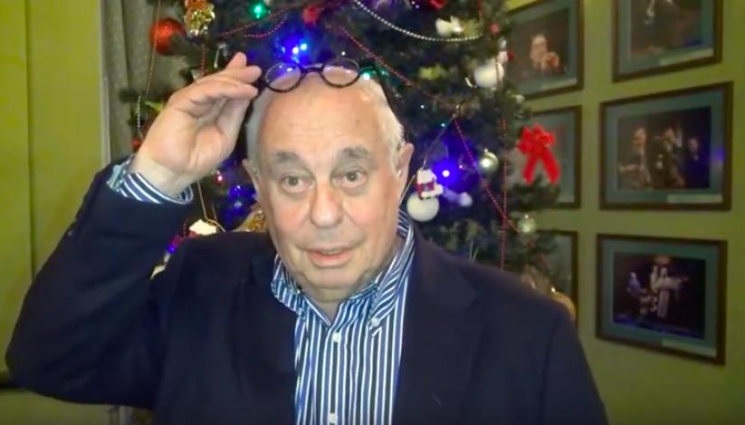 Марк Розовский поздравляет с Новым 2014 годом